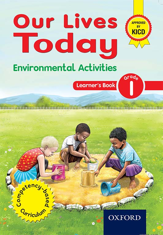 Our Lives Today Learner's Book 1