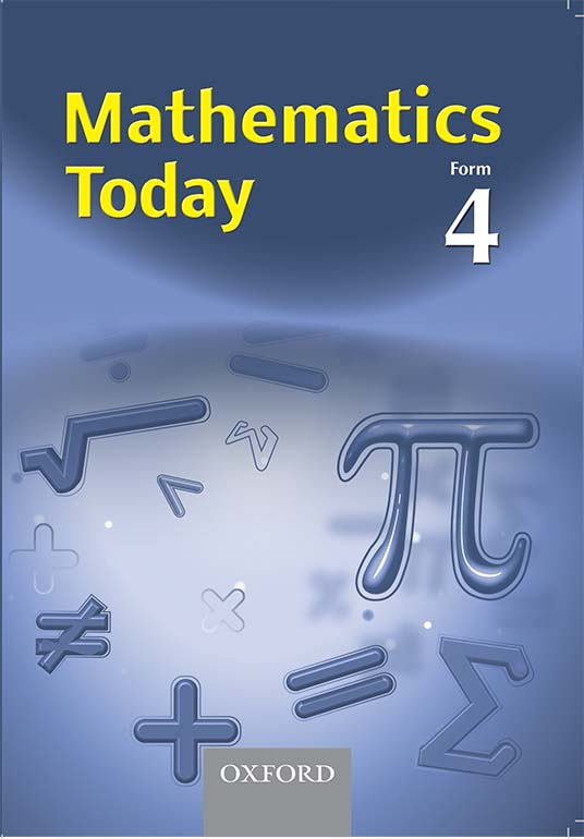 Mathematics Today Form 4 Student's Book