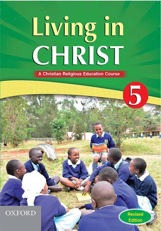 Living in Christ Pupil's Book 5