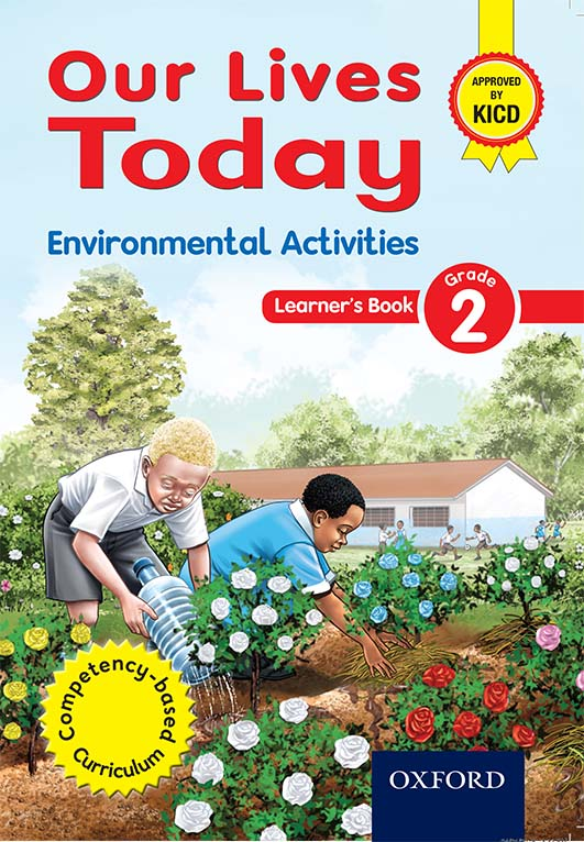 Our Lives Today Learner's Book 2