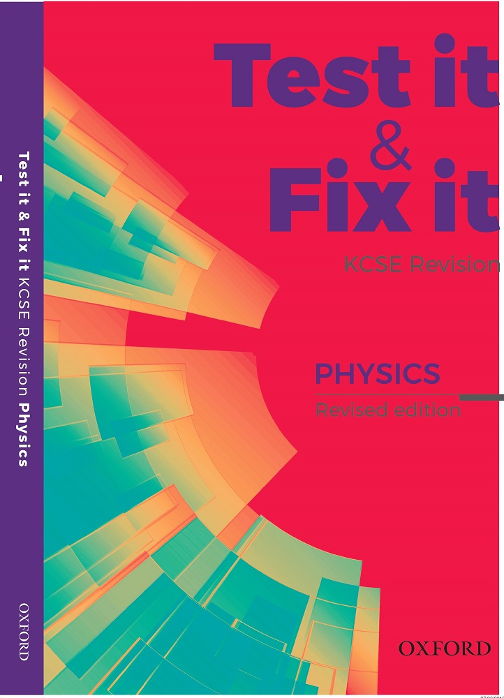 Test it & Fix it KCSE Revision Physics